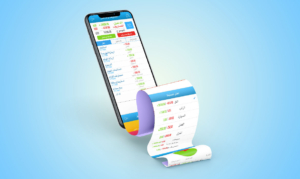 Budget expenses manager app