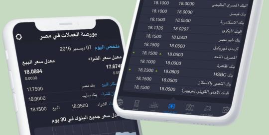 Egypt dollar exchange mobile app