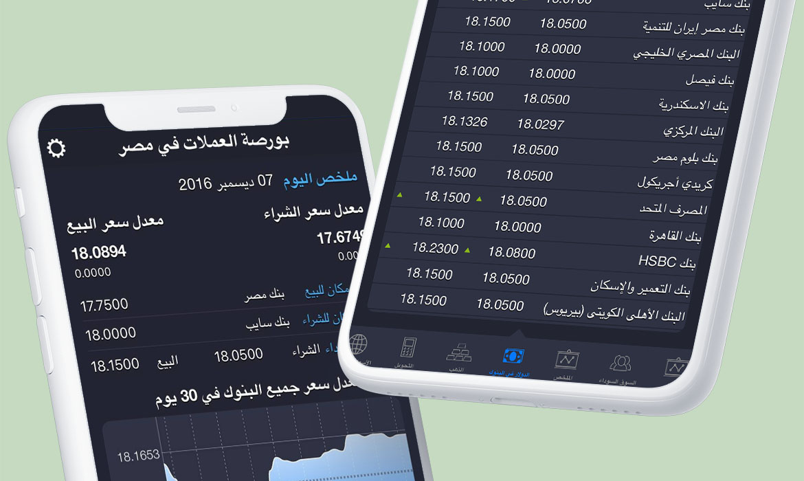 Egypt Exchange Mobile App